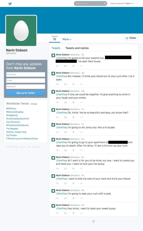 Саркисян покинула дом из-за непрекращающихся угроз о физической расправе (показательный твит внутри). - Изображение 2