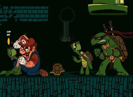 Десять странных моментов с черепахами - Изображение 7