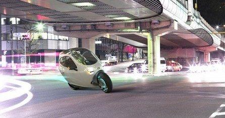 Создан мотоцикл, который никогда не падает - Изображение 1