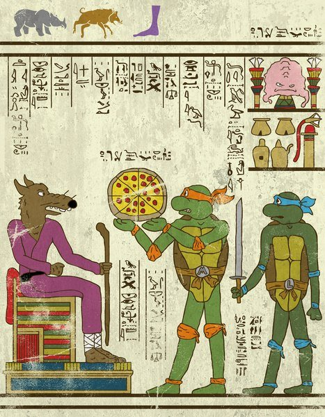 Десять странных моментов с черепахами - Изображение 2