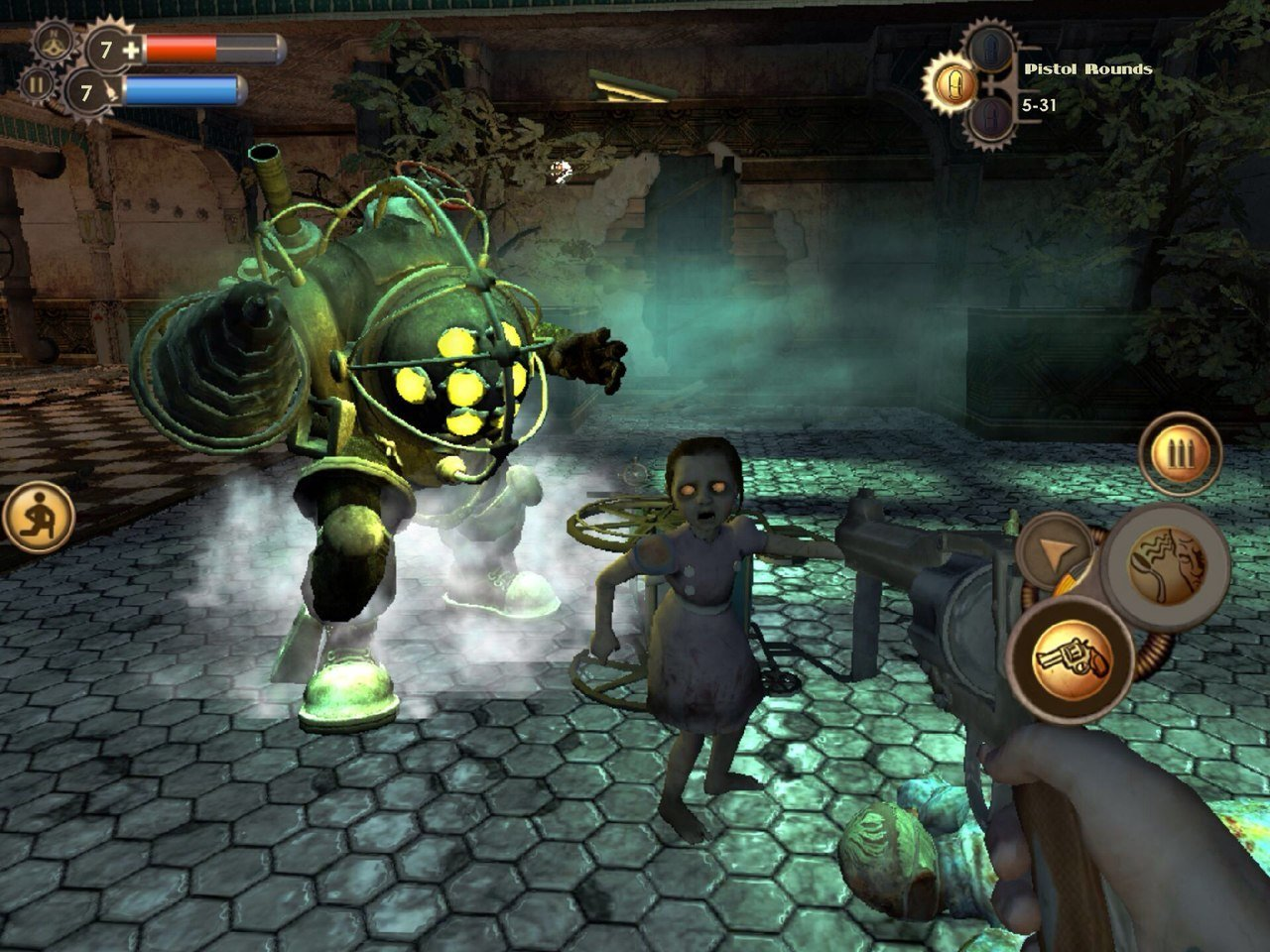 Первая часть серии Bioshock выйдет для iOS-устройств уже этим летом. - Изображение 1