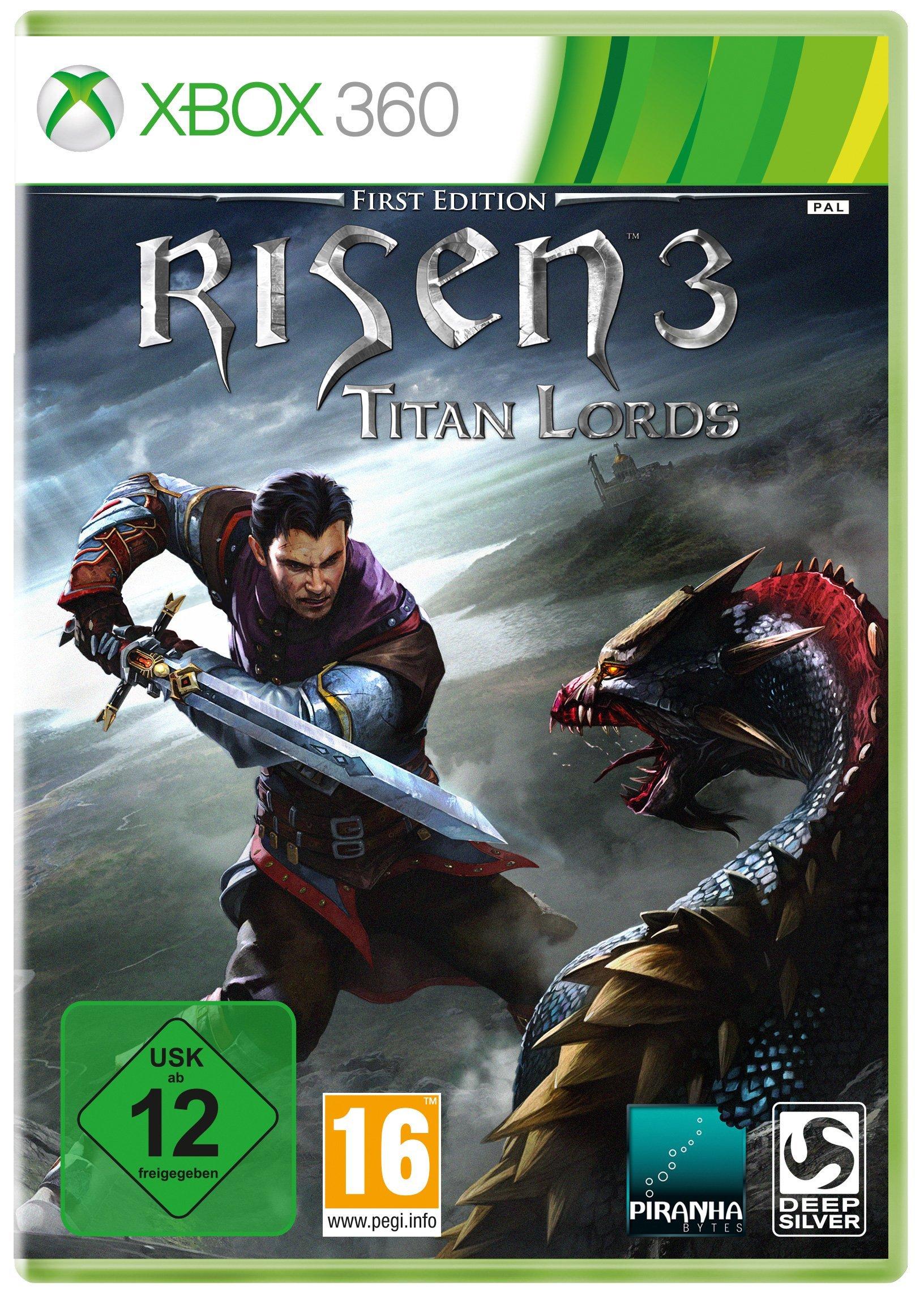"""""""Бука"""" ставит условия геймерам желающим играть в полностью локализованную Risen 3: Titan Lords - Изображение 1"""