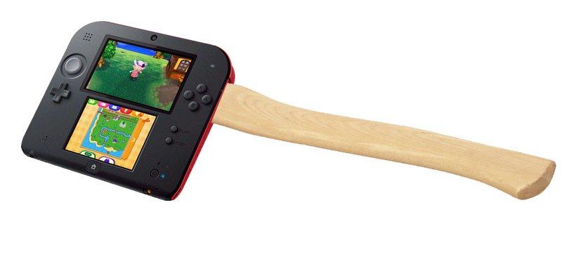 Unboxing Nintendo 2DS или сверх-превзойденные ожидания. - Изображение 2