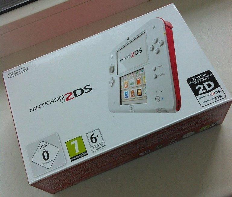 Unboxing Nintendo 2DS или сверх-превзойденные ожидания. - Изображение 3