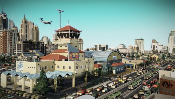 Кто не забыл градостроительный симулятор SimCity, который вышел год назад с кучей багов, дисконектов и за который т ... - Изображение 1