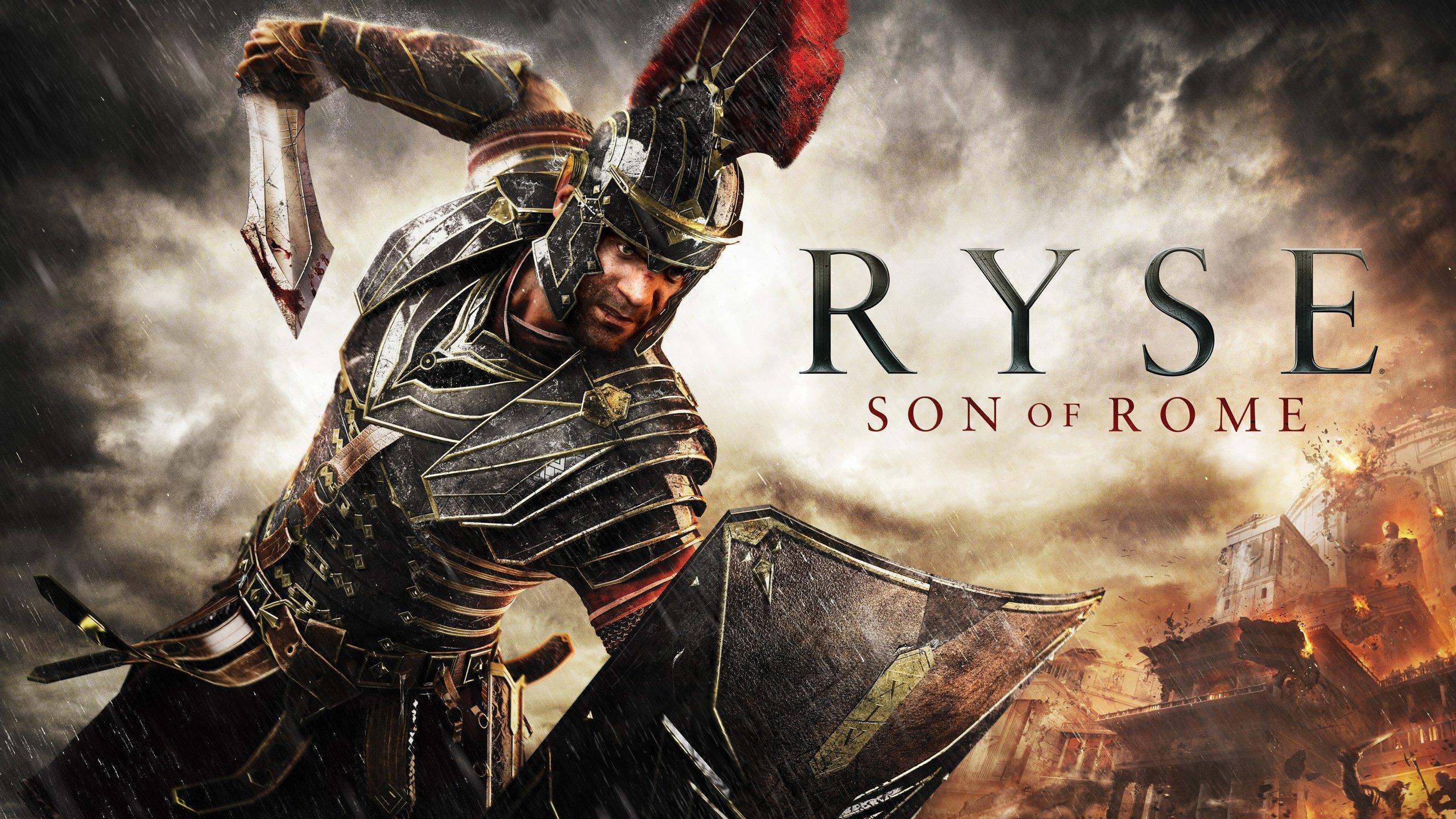 Игра Ryse: Сын Рима официально выйдет на PC этой осенью. - Изображение 1