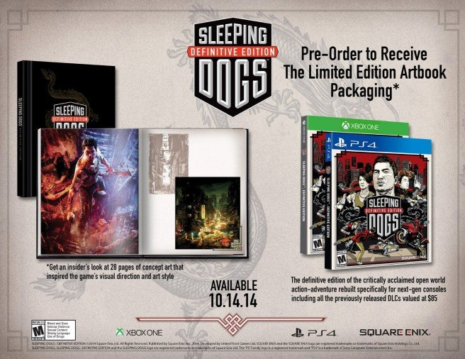 Sleeping Dogs: Definitive Edition - Изображение 3