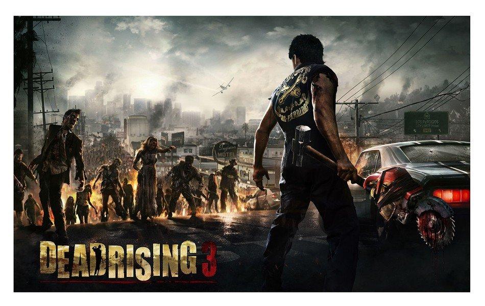 Пятничный стрим-марафон по Dead Rising 3 - Изображение 1