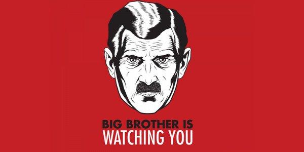 Джордж Оруэлл 1984: фильм, книга, Big Boss (MGS 5) - Изображение 1