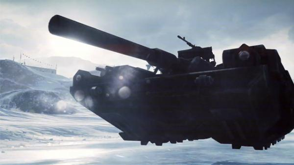 Final Stand — пятое DLC к Battlefield 4 — усадит нас на ховертанки - Изображение 1