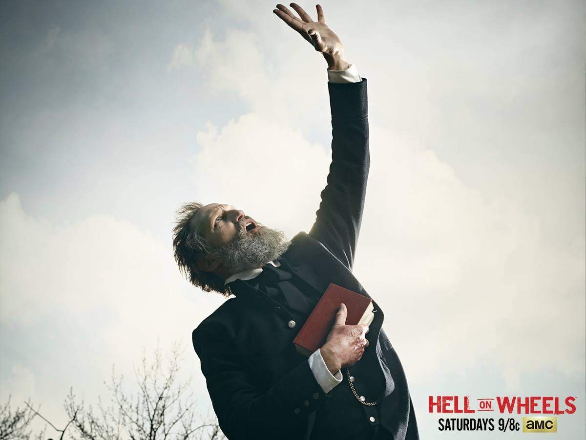 Hell On Wheels лучший за этот год сериал - Изображение 1