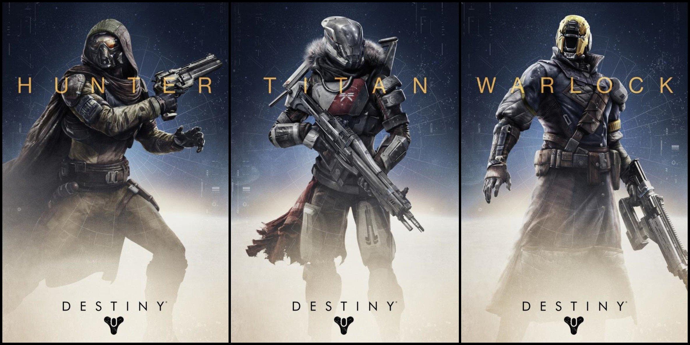 За какой класс играете в Destiny? - Изображение 1