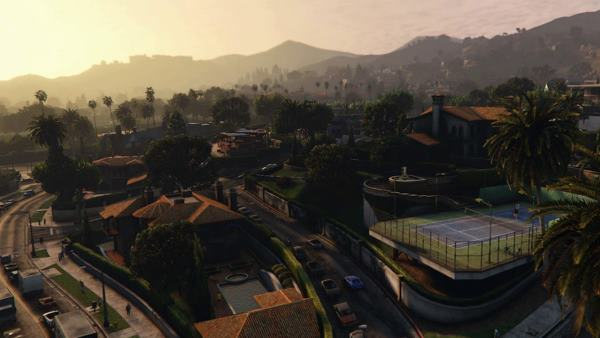 PS4 версия GTA V работает в разрешении 1080p - Изображение 1