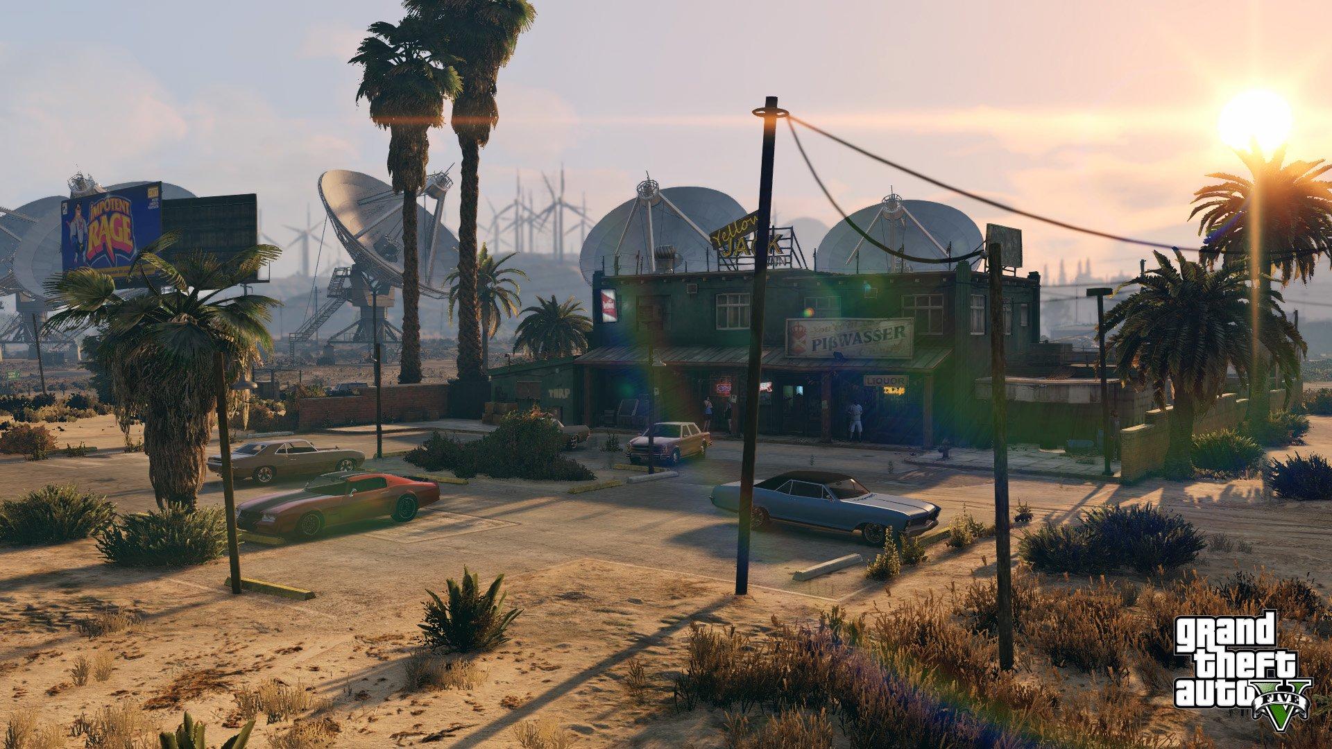 Grand Theft Auto V выходит 18 ноября на PS4 и Xbox One, 27 января на ПК. - Изображение 16