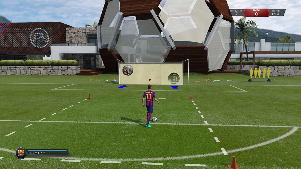 Я не такая какой была вчера.  Я FIFA 15 (обзор-анализ демо) - Изображение 9