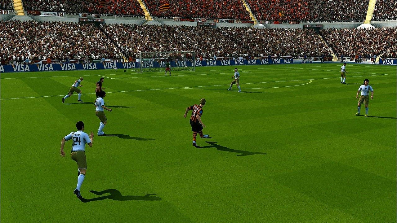 Я не такая какой была вчера.  Я FIFA 15 (обзор-анализ демо) - Изображение 3