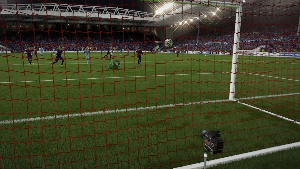 Я не такая какой была вчера.  Я FIFA 15 (обзор-анализ демо) - Изображение 10