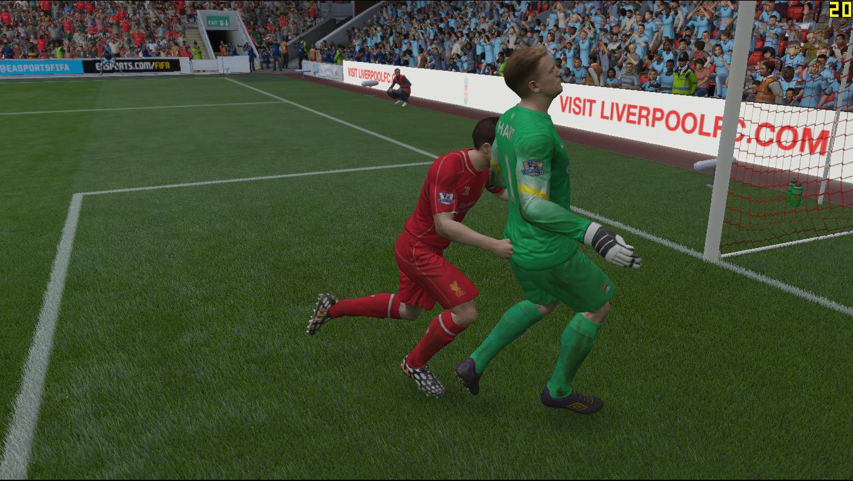 Свежие скриншоты из Fifa 15 Demo.. - Изображение 7