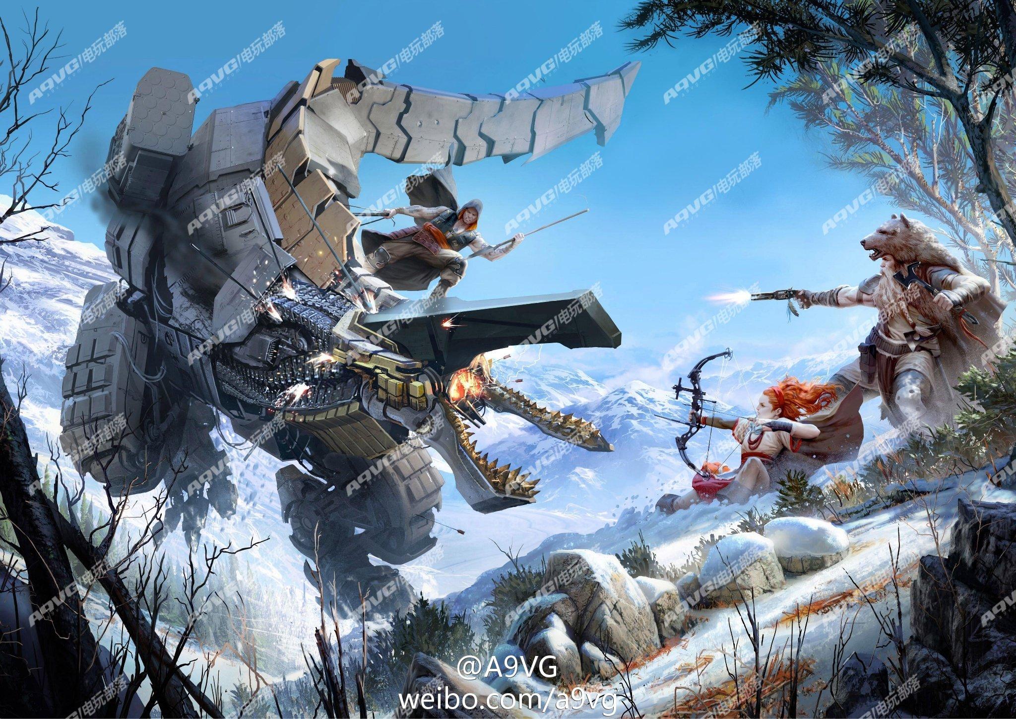 """""""Horizon"""" от Guerrilla Games - Изображение 1"""