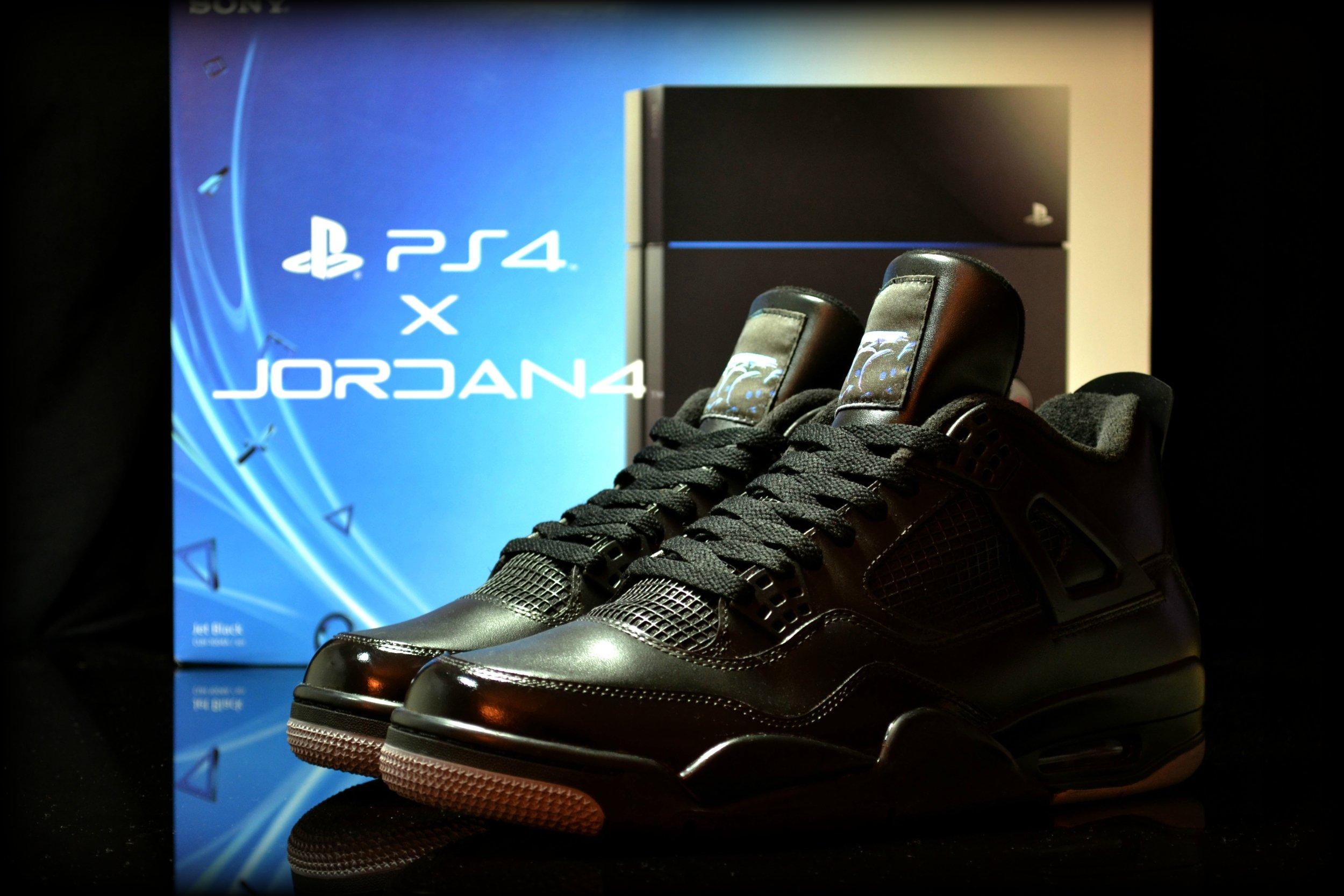 PS4 Nike Air Jordans - Изображение 1