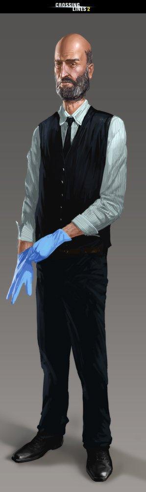Судебно-медицинский эксперт Мигель Руис Алонсо. - Изображение 2