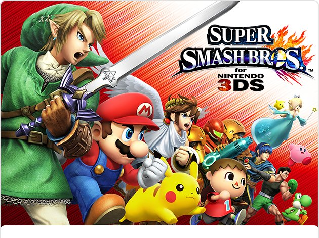 Super Smash Bros. для 3DS. - Изображение 1