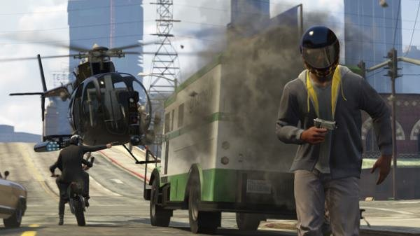 Моддеры воруют деньги в GTA Online - Изображение 1