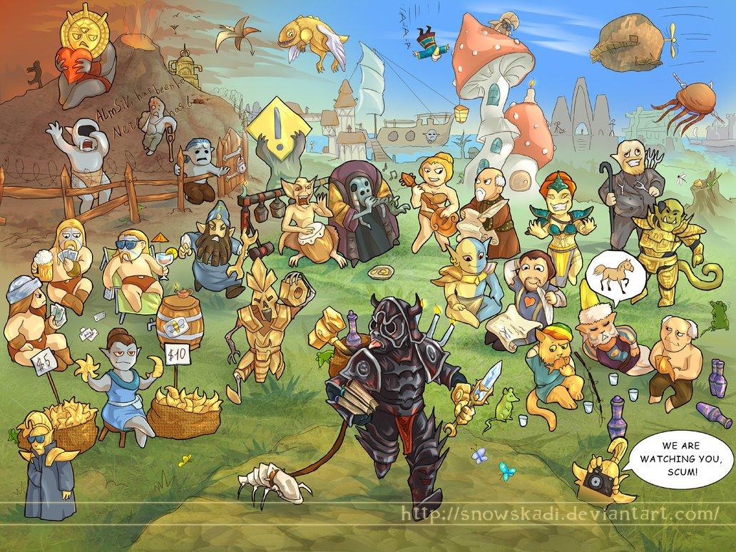 Morrowind'ushka ^) - Изображение 1