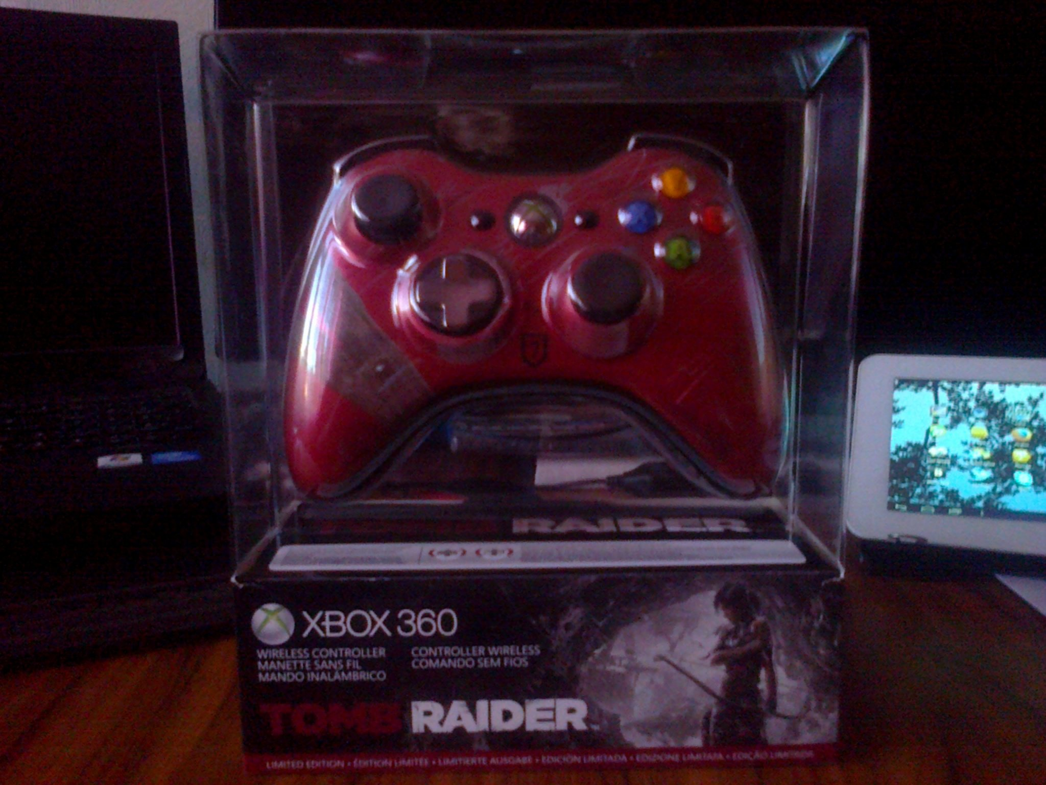 Xbox 360 в стиле Tomb Raider - Изображение 1