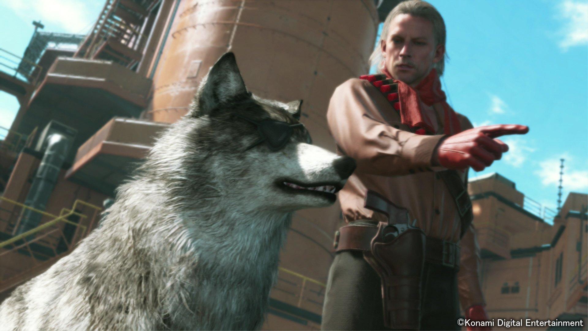 У Снейка ручной Волк! - Изображение 4
