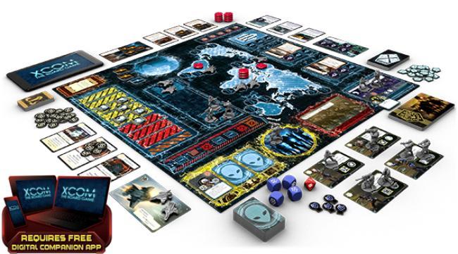 Новое: XCOM: The Board Game - Изображение 5