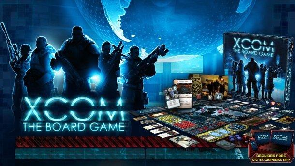 Новое: XCOM: The Board Game - Изображение 1