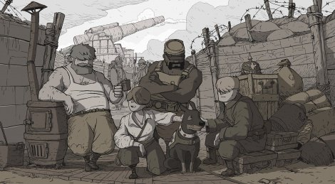 Детсадовский пехотинец. Рецензия на Valiant hearts: The Great War - Изображение 2