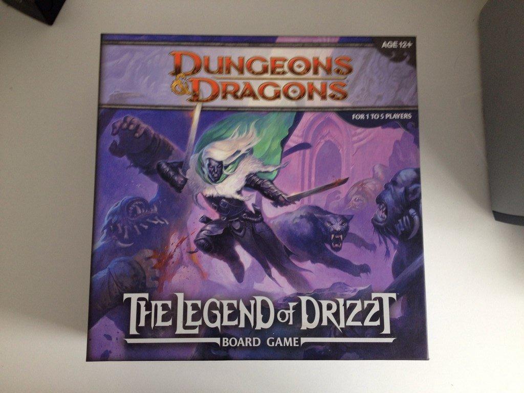 Годные настолки: The Legend of Drizzt. - Изображение 2