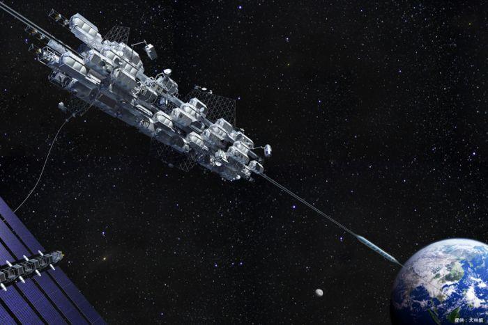 Японская строительная корпорация анонсировала планы по строительству космического лифта до 2050 года - Изображение 1