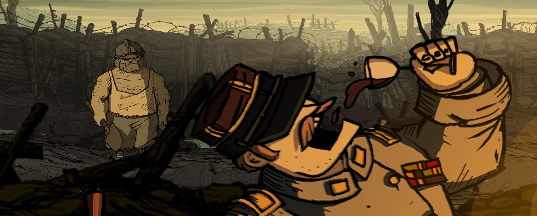 Детсадовский пехотинец. Рецензия на Valiant hearts: The Great War - Изображение 10