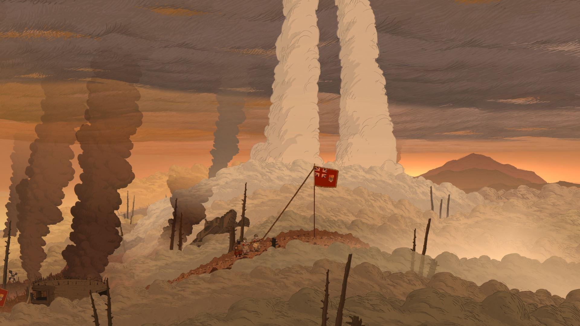 Детсадовский пехотинец. Рецензия на Valiant hearts: The Great War - Изображение 11