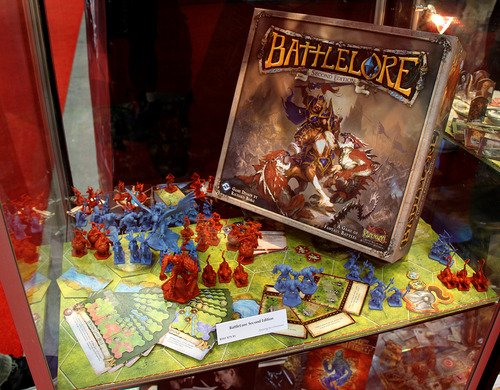 Новое: BattleLore: Second Edition (RUS) - Изображение 1