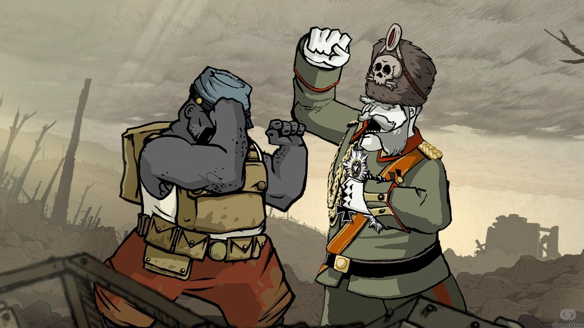 Детсадовский пехотинец. Рецензия на Valiant hearts: The Great War - Изображение 9