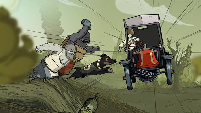 Детсадовский пехотинец. Рецензия на Valiant hearts: The Great War - Изображение 8