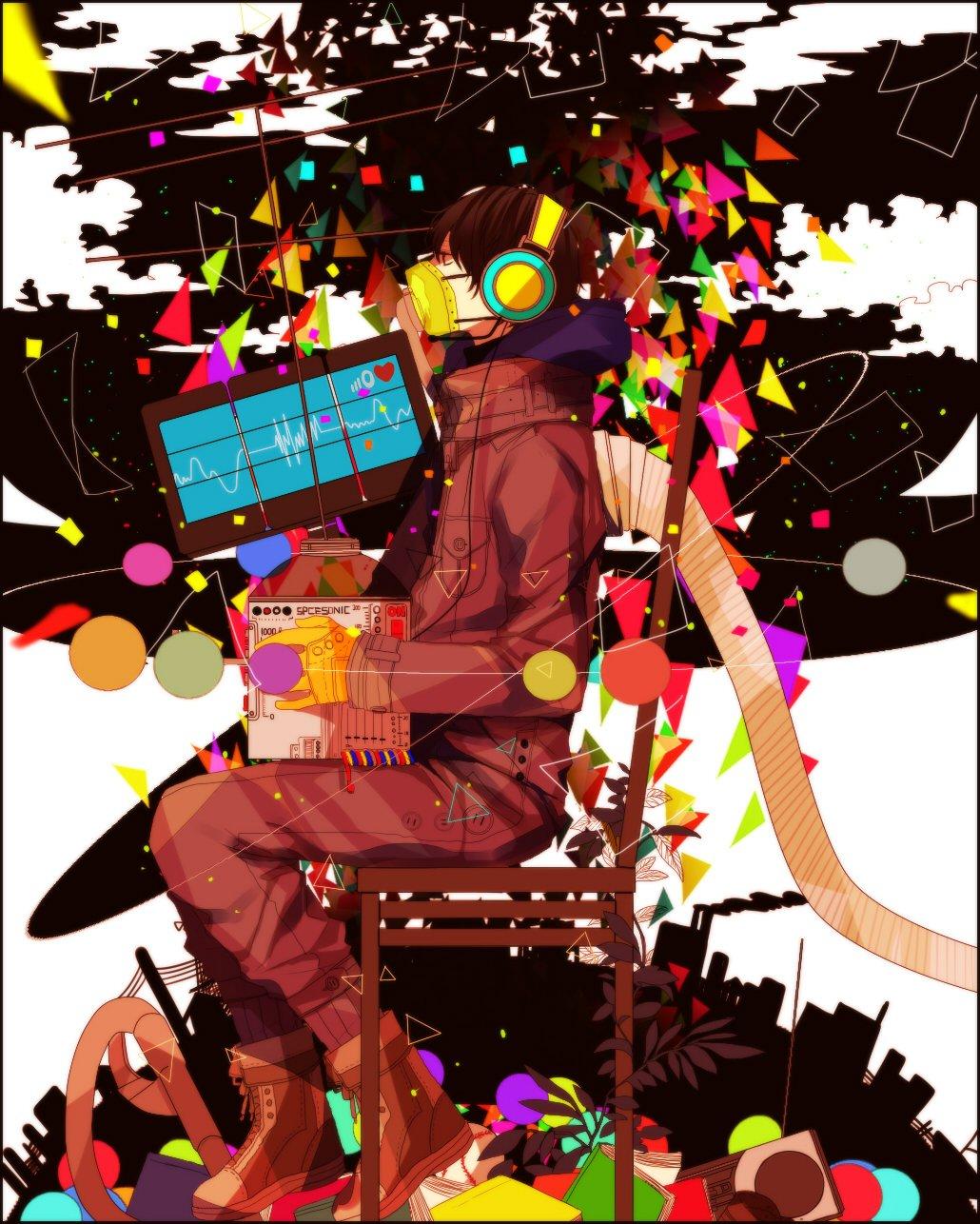 Арты--Доброй Ночи--КНБ--^_^/ >SHIO - Изображение 3