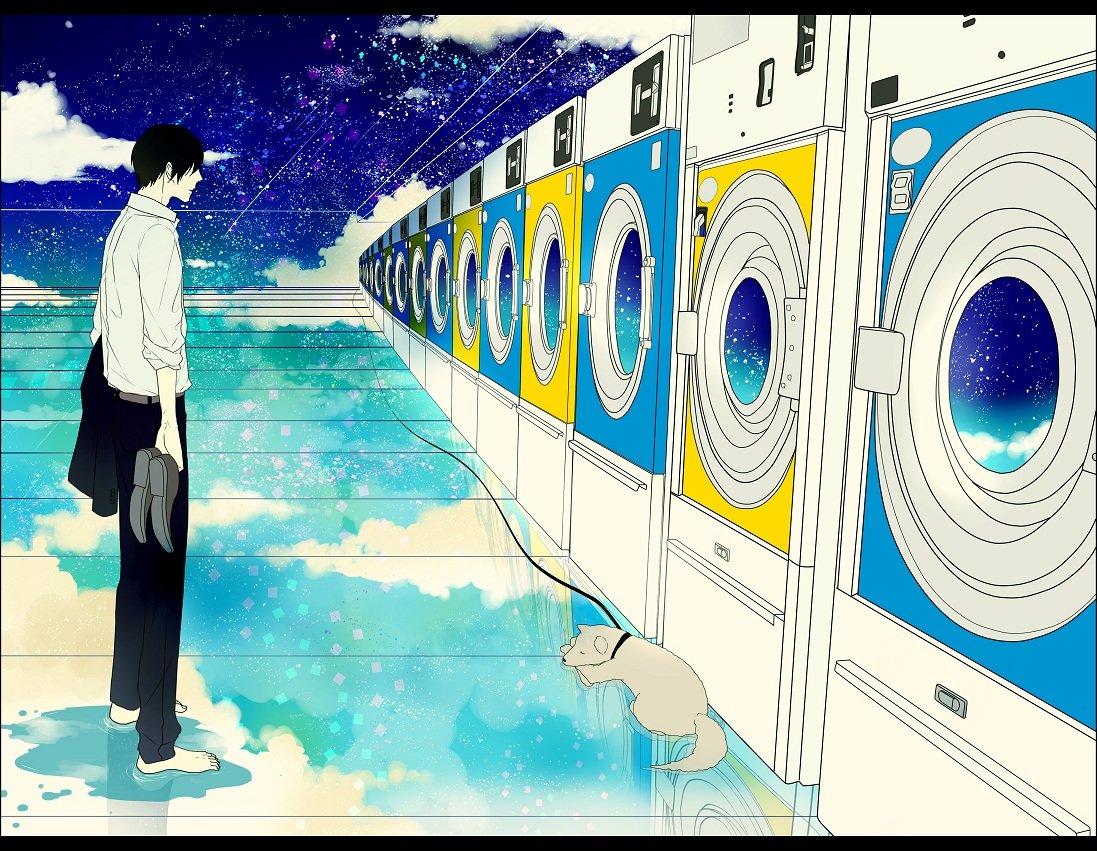 Арты--Доброй Ночи--КНБ--^_^/ >SHIO - Изображение 17