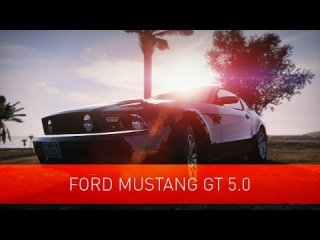 Ford Mustang GT в World of Speed - Изображение 1