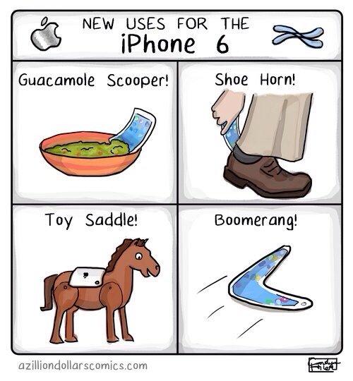 Руководство по эксплуатации iphone 6 - Изображение 1