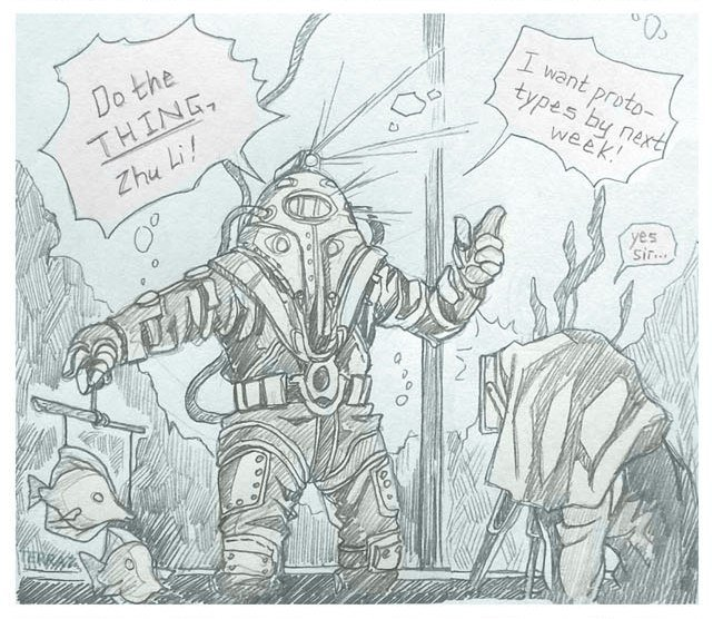 The Legend of Bioshock! - Изображение 5