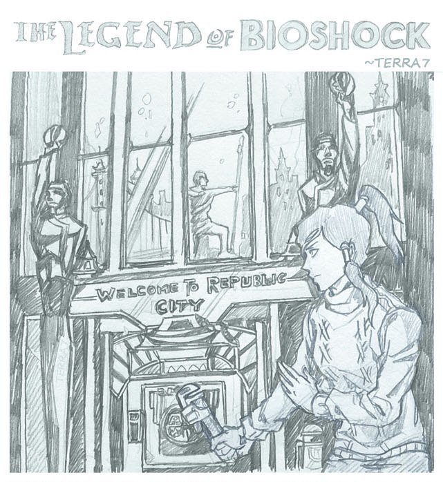 The Legend of Bioshock! - Изображение 1