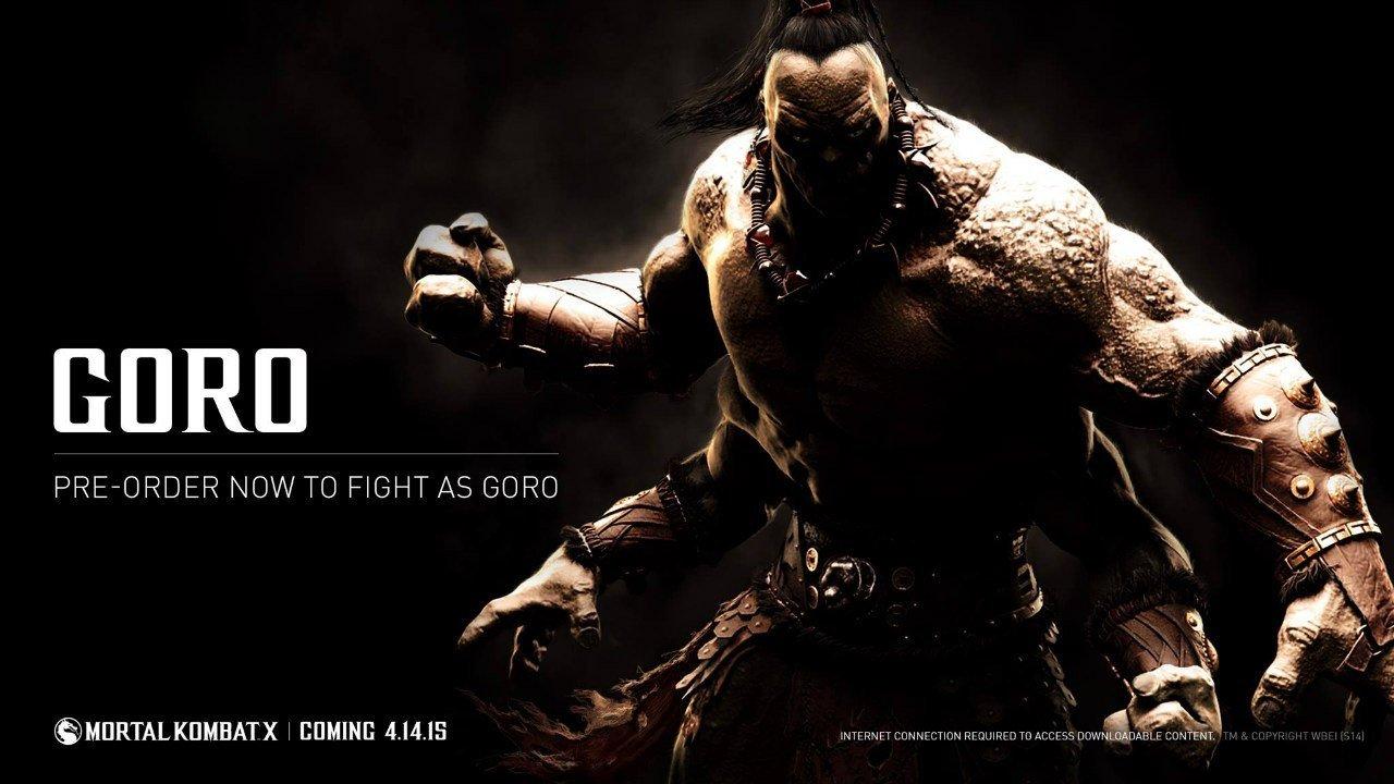 Официальная дата релиза Mortal Kombat X - 14 апреля - Изображение 1