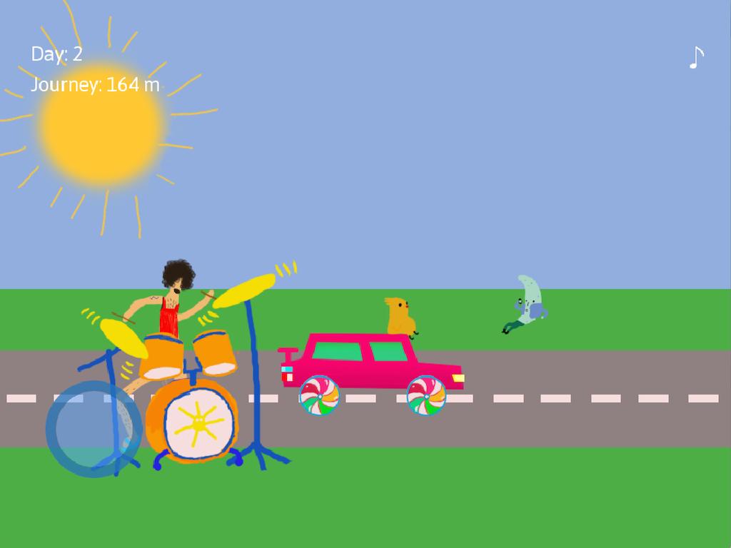 расслабляющее приложение Car Drop - Изображение 1