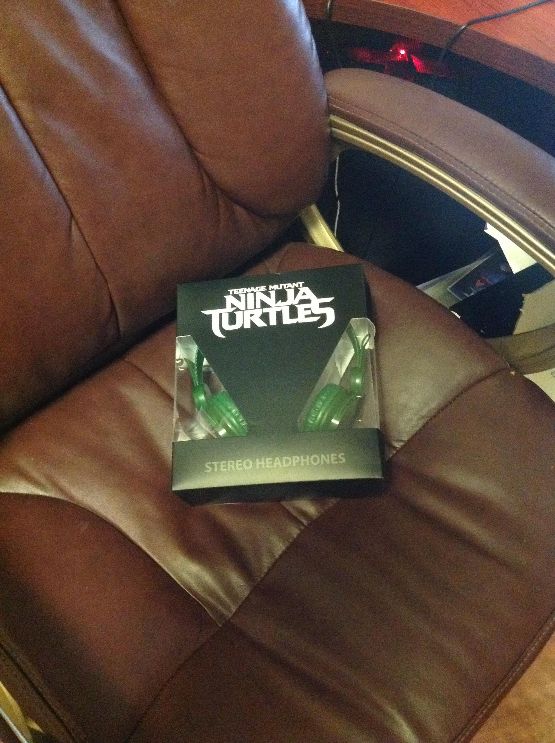 Unboxing наушников Ninja Turtles... - Изображение 4