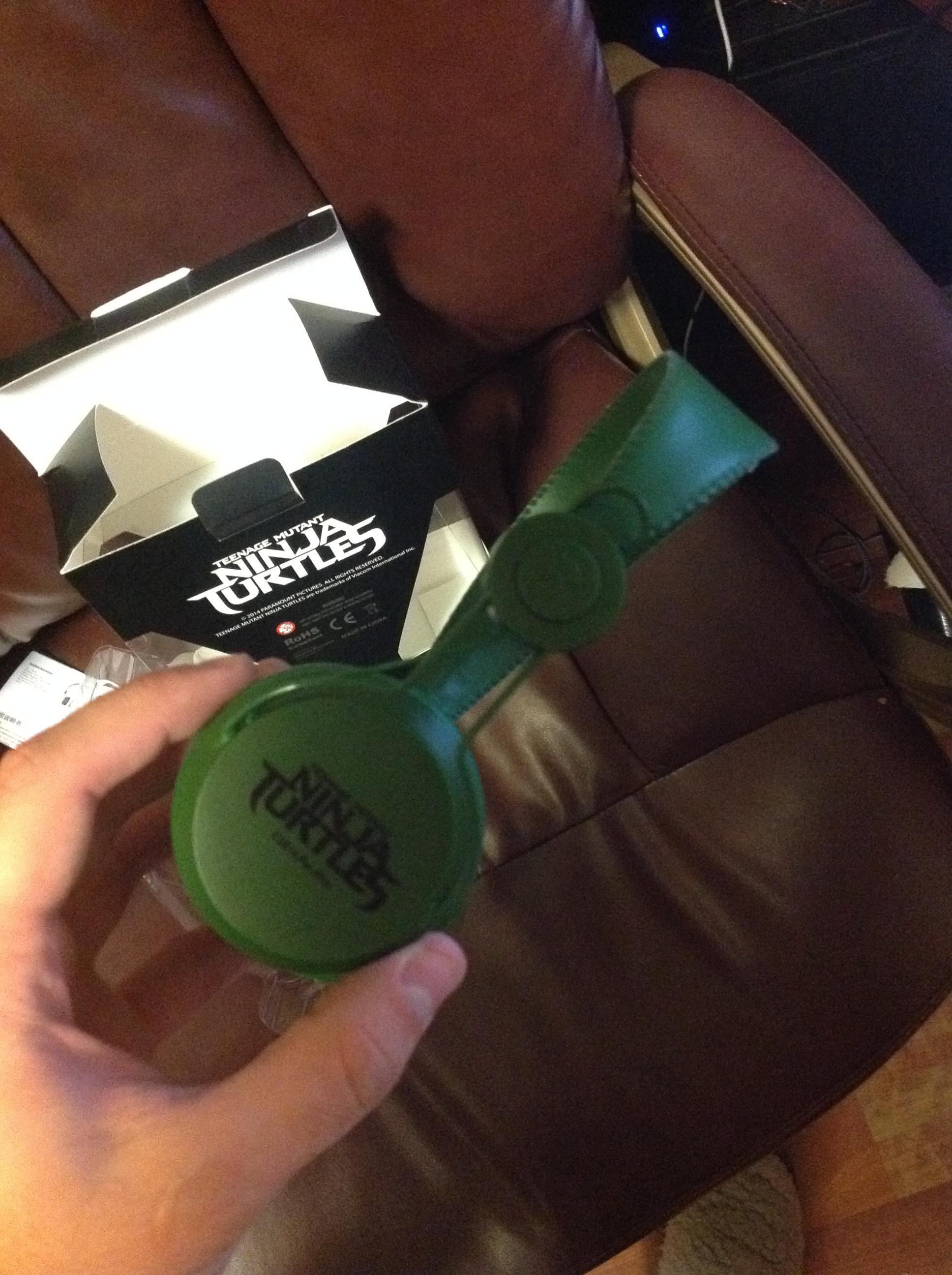 Unboxing наушников Ninja Turtles... - Изображение 6